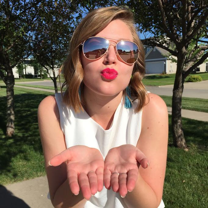 national lipstick day selfies