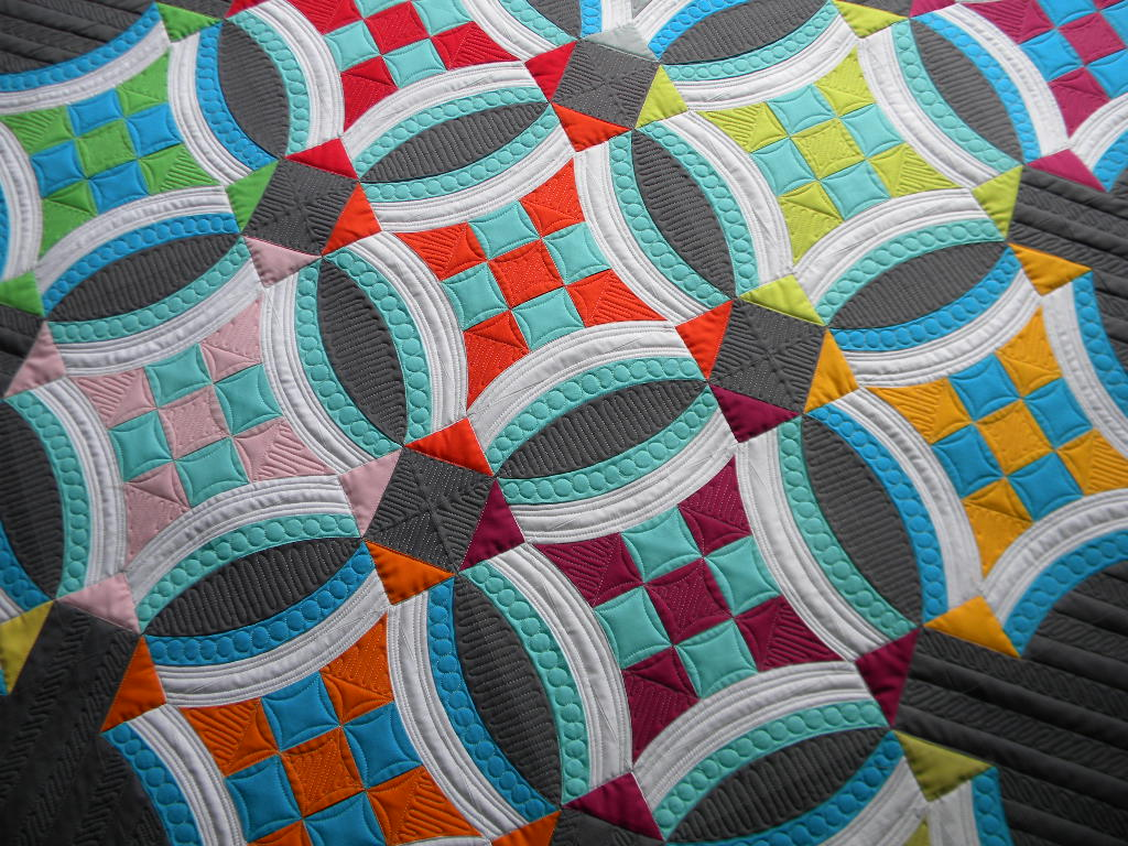 Sew Kind Of Wonderful: Urban Nine Patch Quilt! : patch quilt pattern - Adamdwight.com