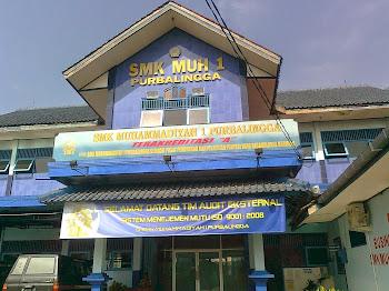 Kampus SMK Muhammadiyah 1 Purbalingga