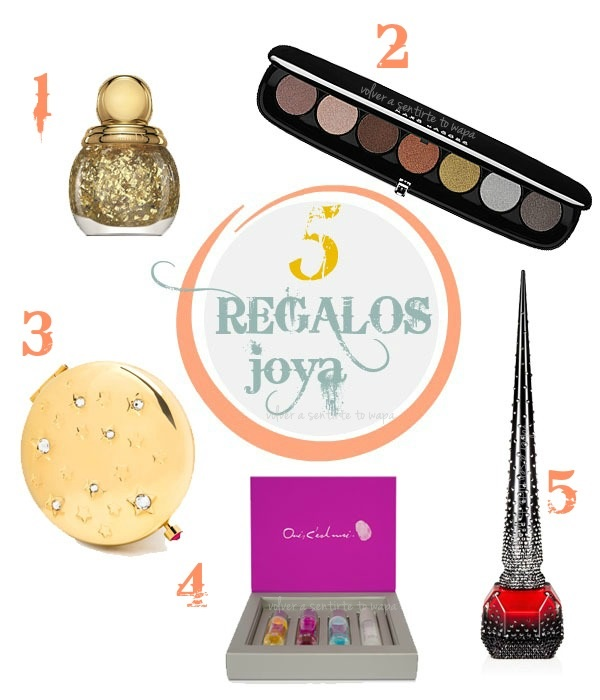 5 beauty regalos que son una JOYA