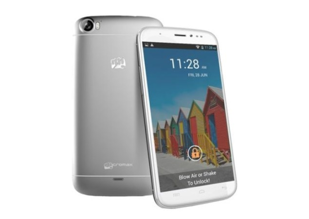 MicroMax Canvas Doodle 2 launched at just Rs. 19,990