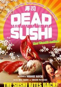 Dead Sushi (2012) UNRATED 720p WEB-DL 650MB MKV