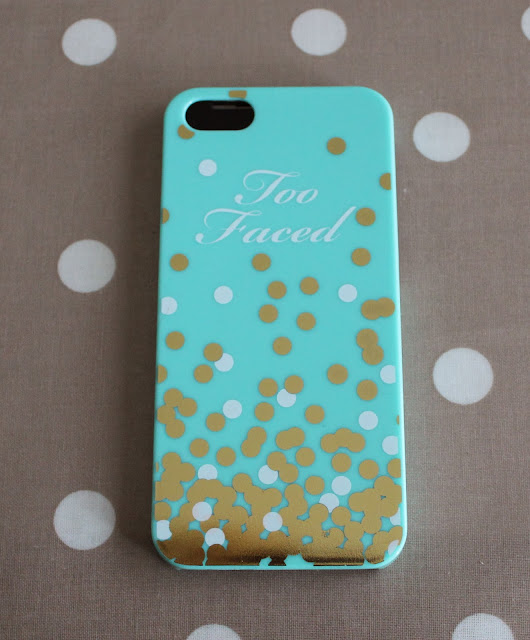 too faced iPhone case