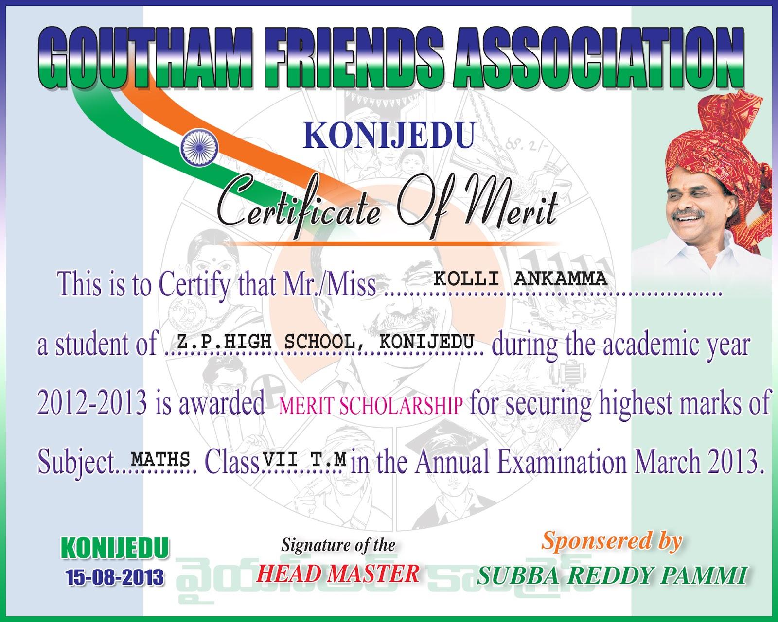 9jpg – Merit Certificate Comments