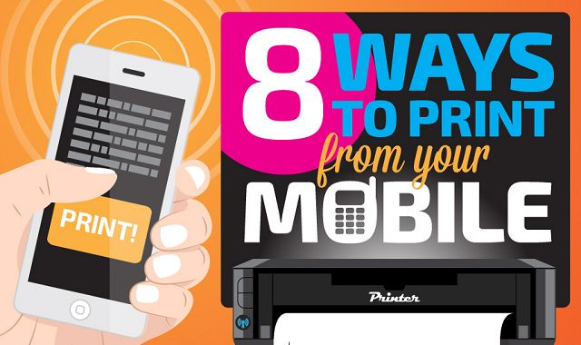 Image: 8 Ways To Print From Your Mobile