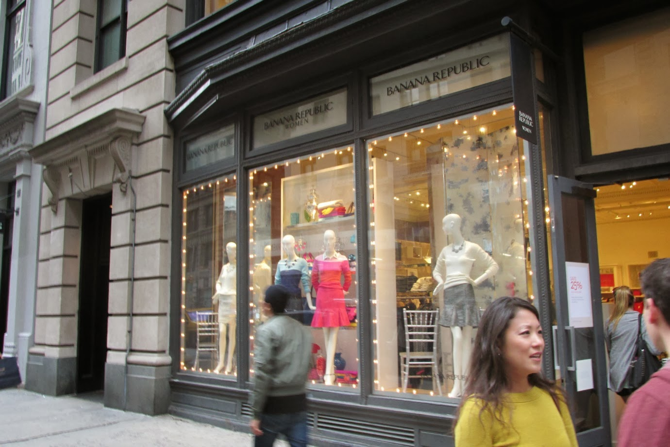 Everyone was pretty friendly and eager to help. Unlike the Banana Republic (BR) stores in the Baltimore area, this store is probably x bigger in square footage and all the items are well stocked/5(80).