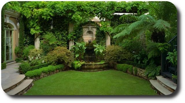 Garden design ideas for Round garden design ideas