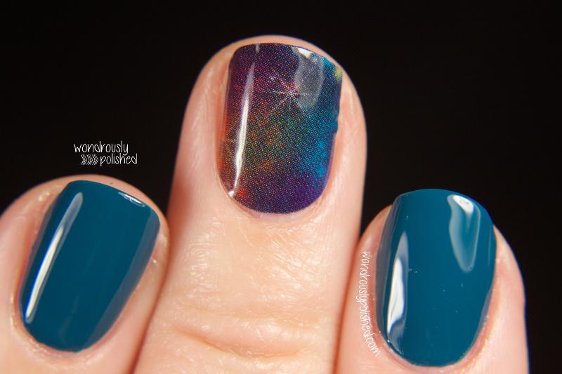 Wondrously Polished: Jamberry Nails in \