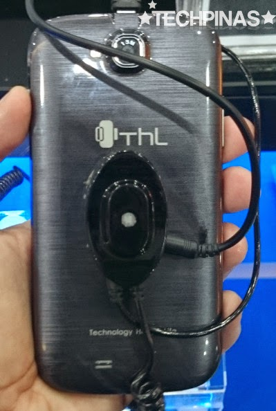 THL W8s War Machine, THL Android Smartphone