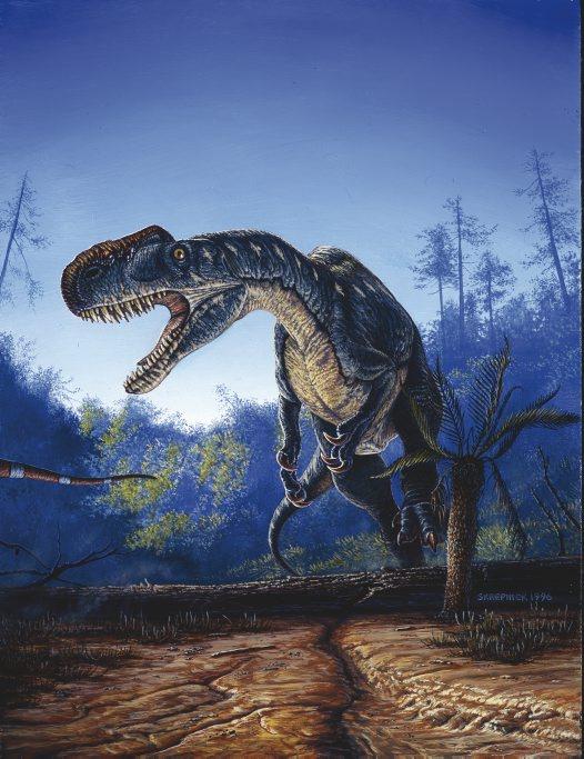 The Dinosaurs of Roland Tembo Michael+Skrepnick