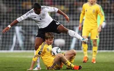 Ukraine 3 - 3 Germany (3)