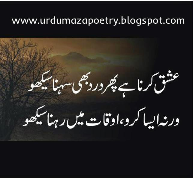 Urdu Lover image Poetry