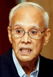 MANTAN TIMBALAN PANGLIMA TENTERA DARAT MALAYSIA MENINGGAL DUNIA