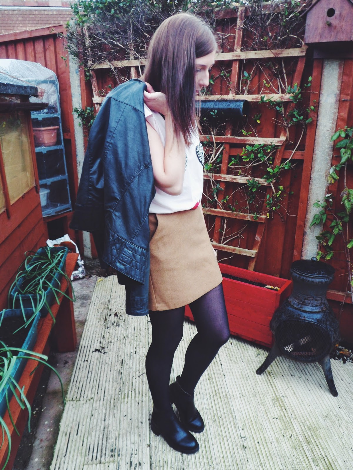 asos, asseenonme, wiw, whatimwearing, ootd, outfitoftheday, lotd, lookoftheday, fbloggers, fashionpost, fashionbloggers, camelskirt, matalan, asos, riverisland, primark, Next, fblogger, style