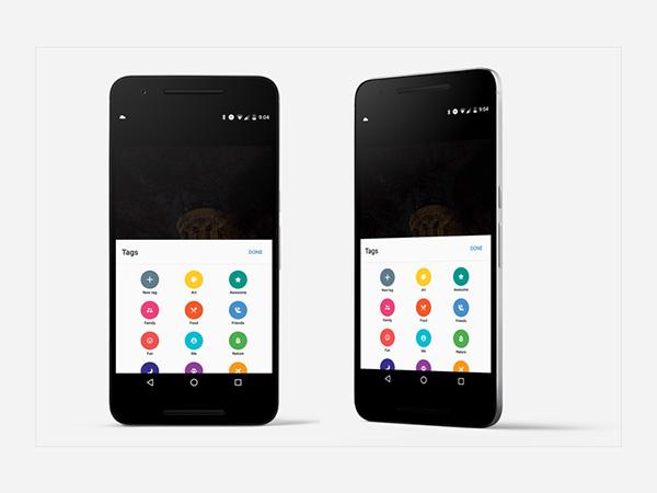 Smartphone & Tablet Mockup PSD Terbaru Gratis - Nexus 6P PSDs