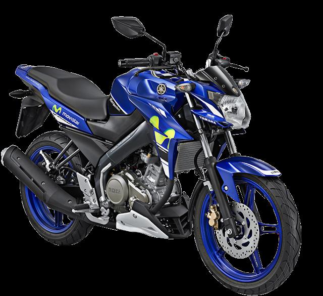 Ini pilihan warna Yamaha New Vixion Advance 2015 . . . keren brooo !