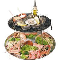 STANDURI, SUPORT, PLATOURI- pentru fructe, prajituri, fructe de mare produse profesionale horeca- PRET