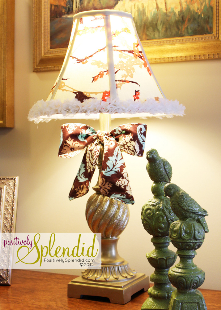 Recover lamp shade okhlites impactful recover lamp shade nashville tn given inspiration article mozeypictures Choice Image