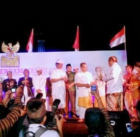 Pesan Perdamaian dari Bali untuk Umat Manusia