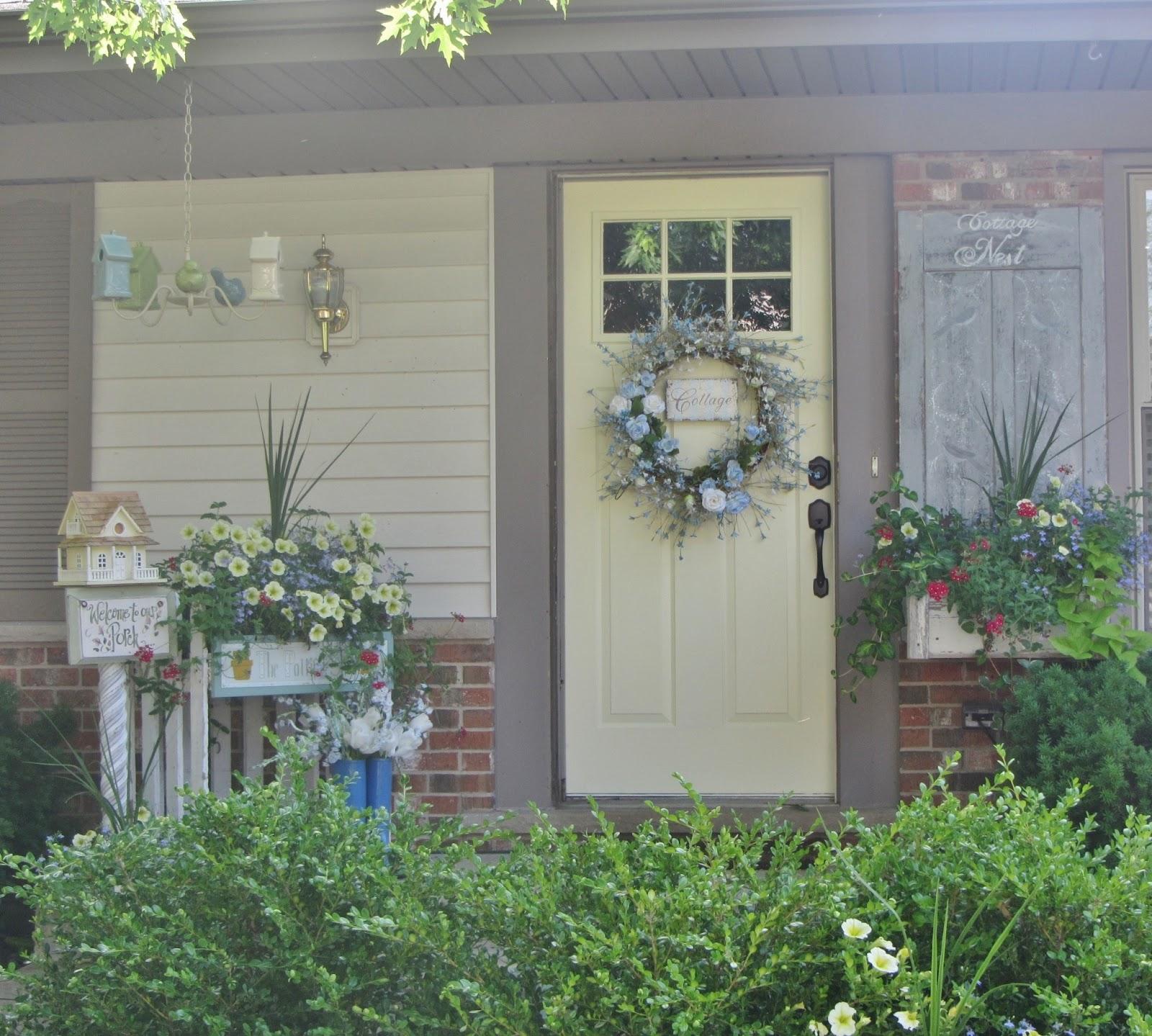 Cottage exterior door cottage door by pattimae2706 on for Front door design tool
