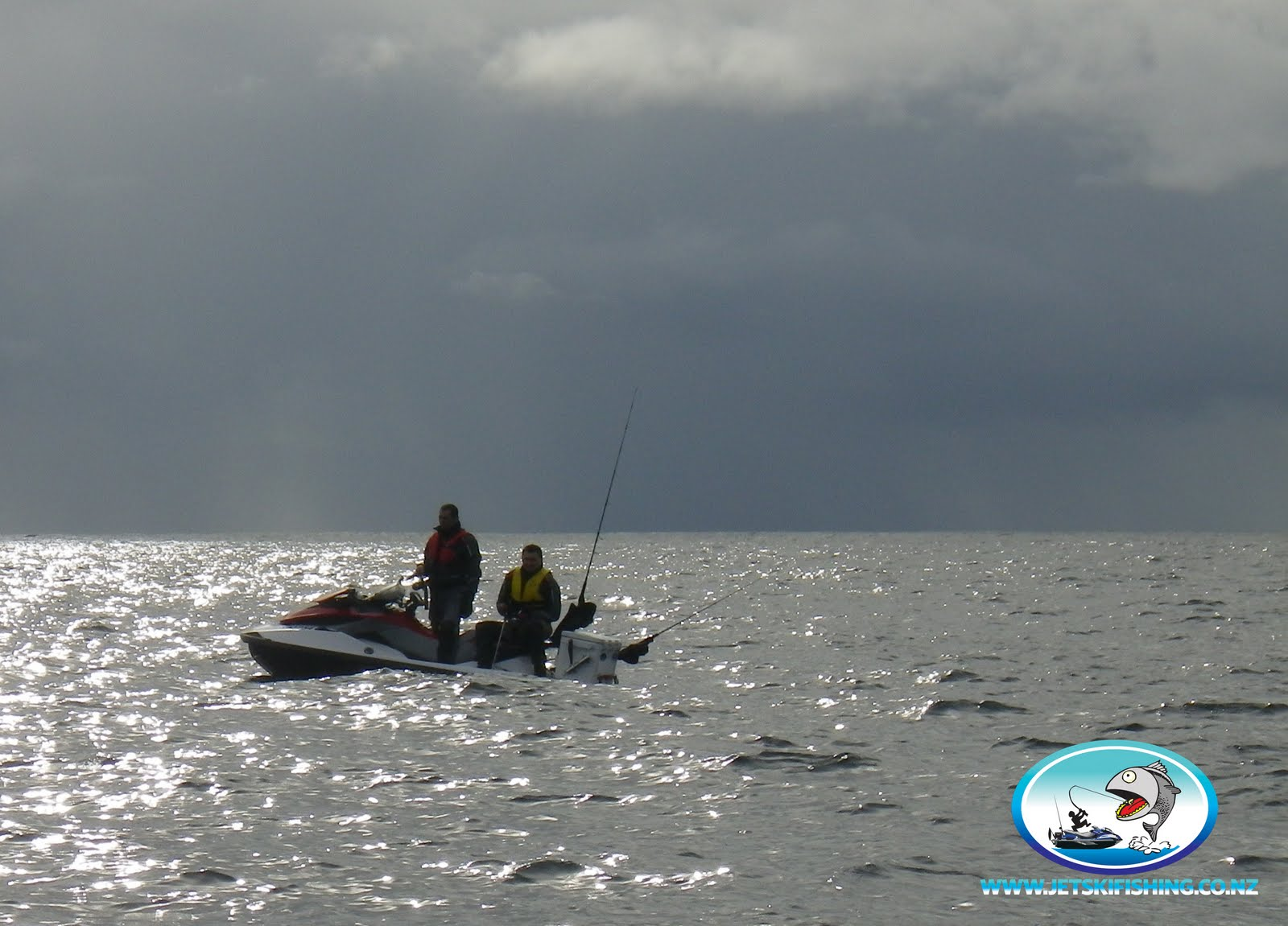 Jet ski fishing blog report 062 some people are just real for Toni fish realty