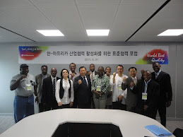 ARSO TEAM IN SEOUL, KOREA