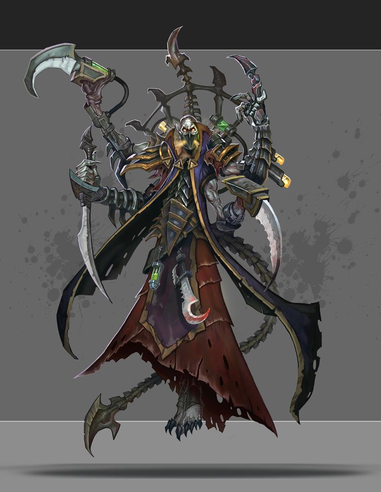 [E3] Eternal Crusade, un MMO Warhammer 40K - Page 3 43