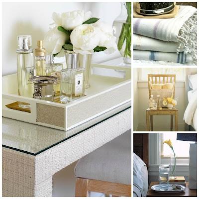 guest bedroom amenities