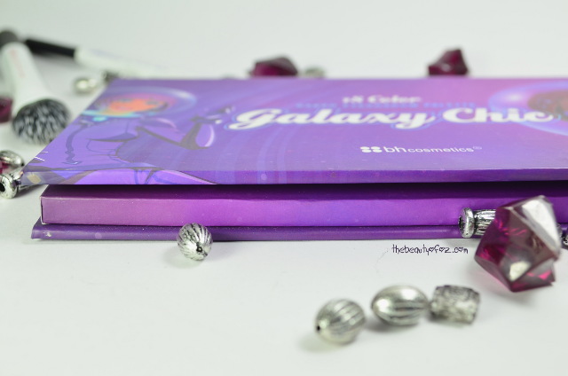BH Cosmetics Galaxy Chic Baked Eyeshadow Palette Review & Swatches