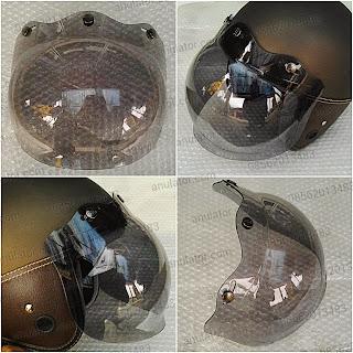 Bubble shield / mika cembung