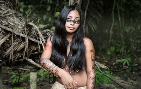 Gaya Hidup Orang Asli di Hutan Amazon