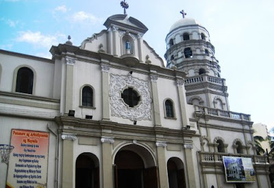 Santa Cruz Parish Church