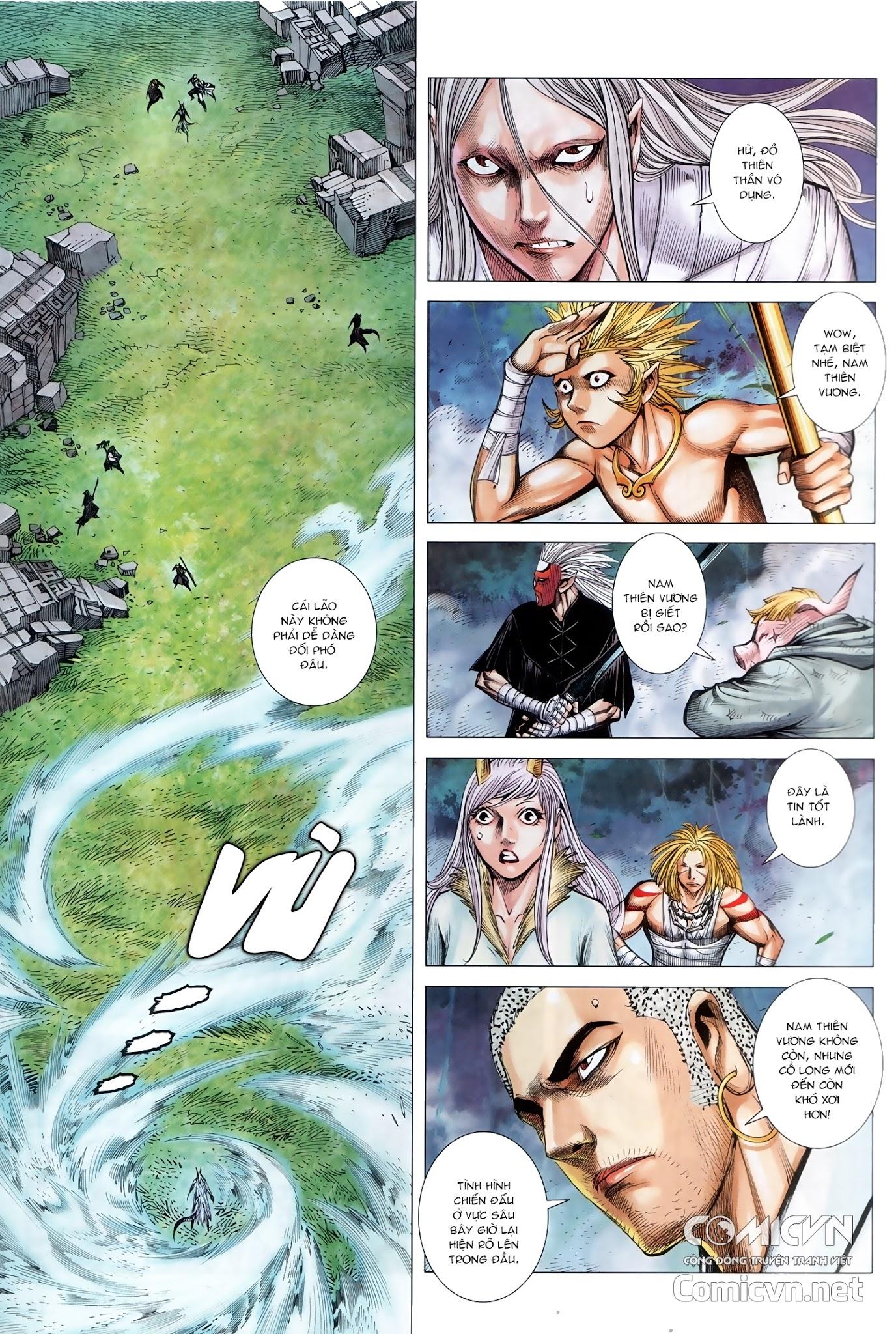 Tây Du chap 104 Trang 12 - Mangak.info
