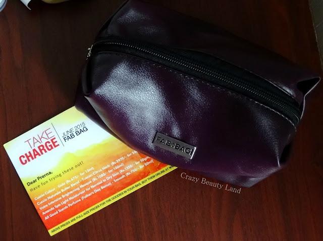 June FAB BAG Products Review - Votre Cuccio Ananda Spa All Good Scents + Discount Vouchers