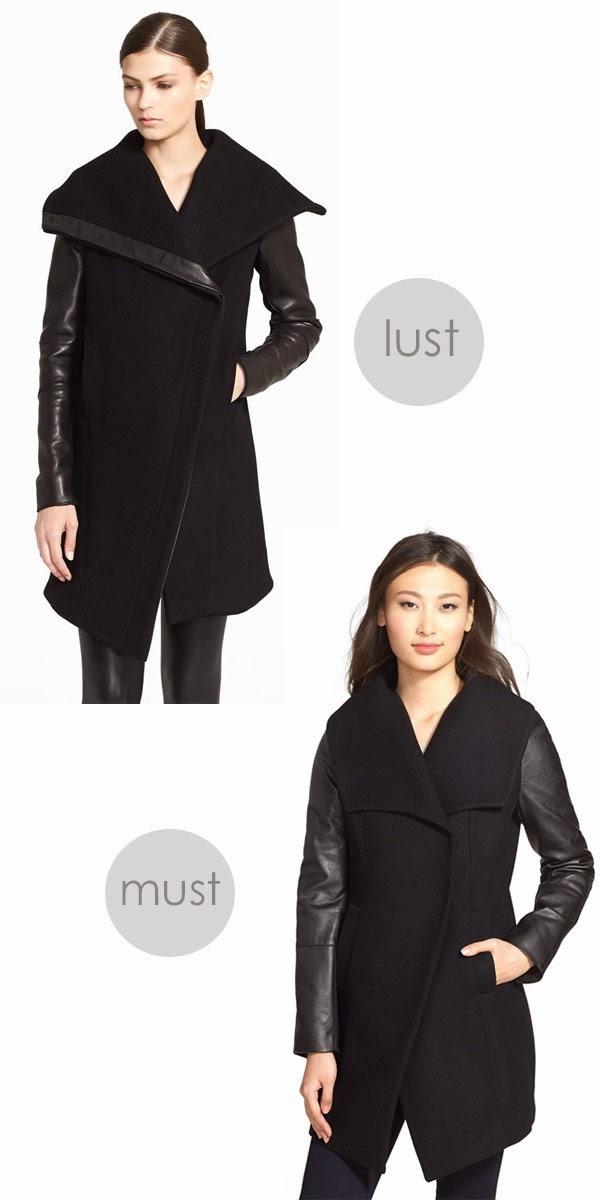 Look-alikes: Leather Sleeves | Ridgely's Radar
