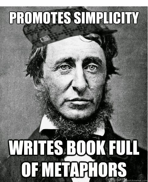 Mormon Mommy Writers And Friends Thoreau Is My Homeboy
