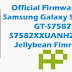 [Official Firmware] Samsung Galaxy S Duos 2 GT-S7582 S7582XXUANH2 Official 4.2.2 Jellybean Firmware