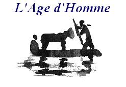 L'Age d'Homme éditions