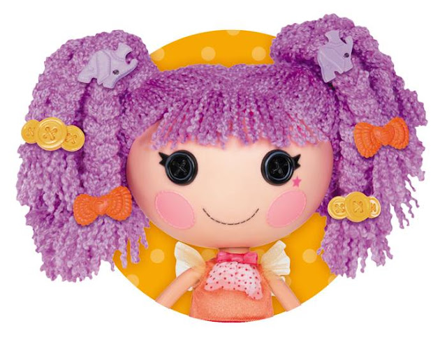 Lalaloopsy Loopy Hair Doll - Peanut Big Top