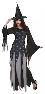 Halloween Costumes for Women, Witches Part 1