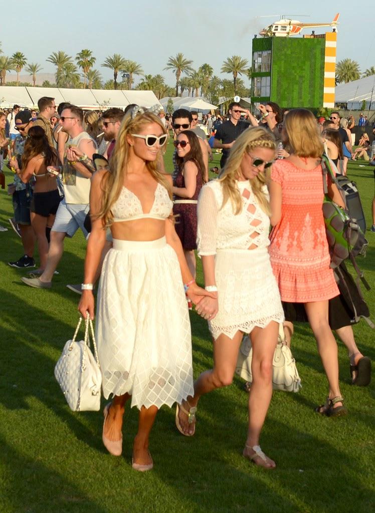 Coachella 2015 Street Style