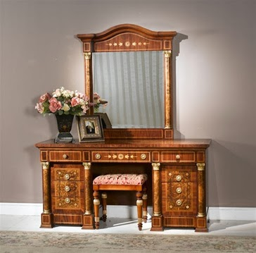 Elegant And Classy Make Up Vanity Table Sets With 5 Star Customer Reviews