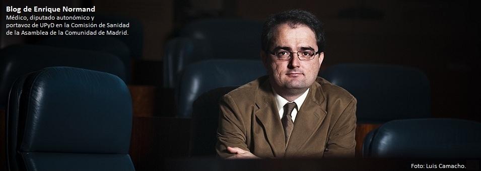 Blog personal de Enrique Normand - Unión Progreso y Democracia