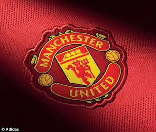 Jersey Home Manchester United