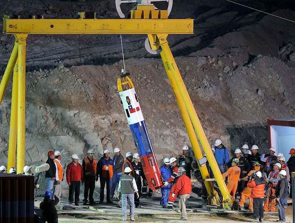 Copiapo Mining Accident