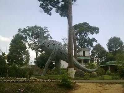 Dulahazara Safari Park.