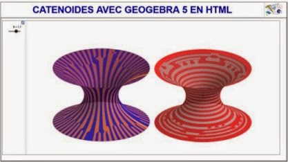 http://dmentrard.free.fr/GEOGEBRA/Maths/Export5/Catenoides5.html
