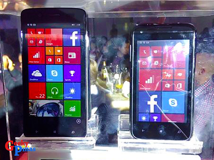 Cherry Mobile Launches the Alpha Style - the Most Affordable Windows Phone