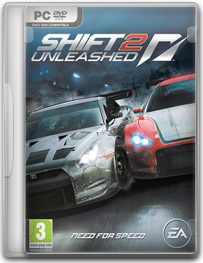 Capa SHIFT 2: Unleashed   PC (Completo) 2011 + Crack