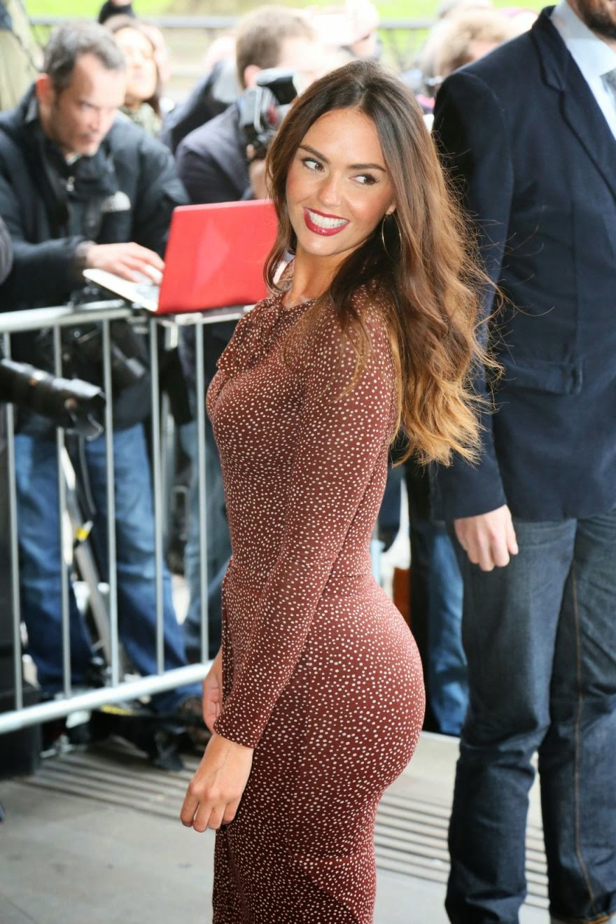 Jennifer+Metcalfe+Looks+Stunning+at+TRIC+Awards+2014 Jennifer Metcalfe Looks Stunning at TRIC Awards 2014